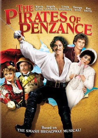 The Pirates of Penzance written by Sir W. S. Gilbert, 1836-1911; directed by Wilford Leach, 1929-1988