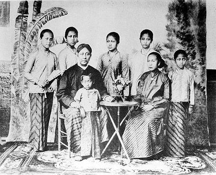 Kebaya - Wikipedia
