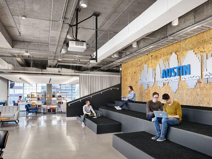 Indeed Downtown // Austin, TX // STG Design