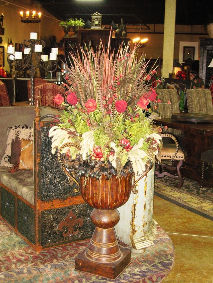 Large Arrangement For Foyer : Best flower arrangements for church images on pinterest