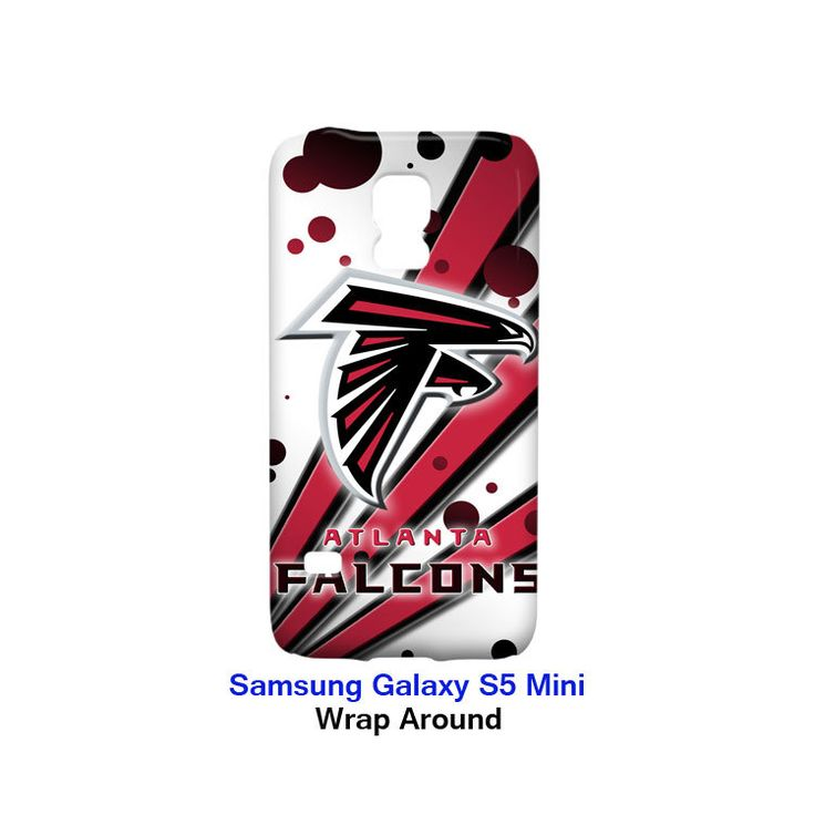 Atlanta Falcons Node and Trips Samsung Galaxy S5 Mini Case Wrap Around