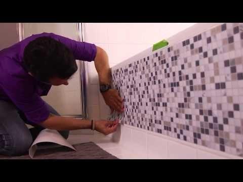 Video como renovar una banera para crear un ambiente mas - Como pintar una banera ...