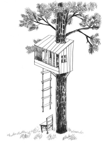 Tree House 2011 by Emmi Jormalainen.