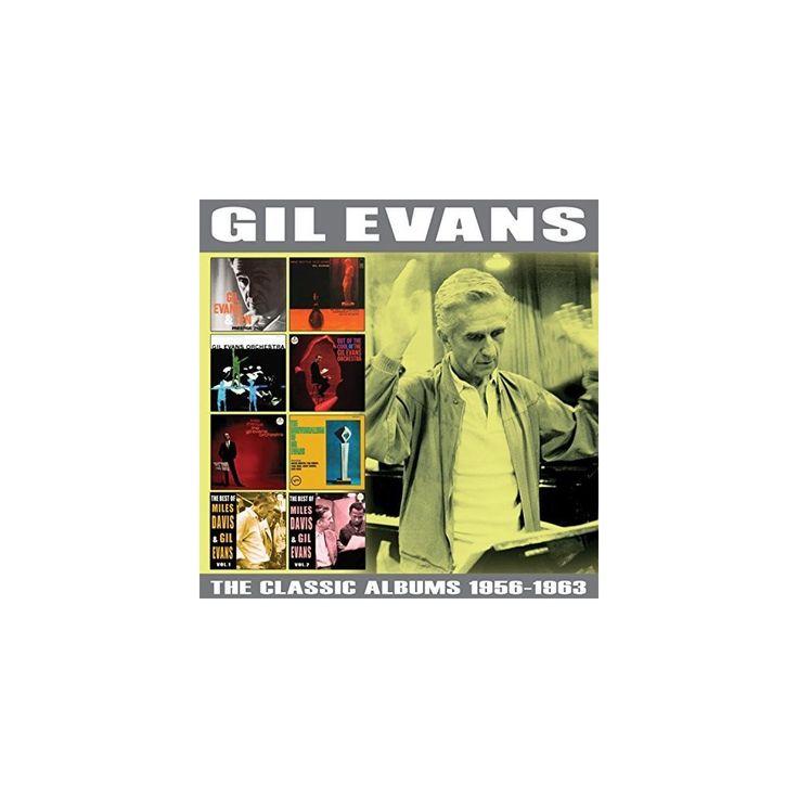 Gil Evans - Classic Albums 1956-1963 (CD)