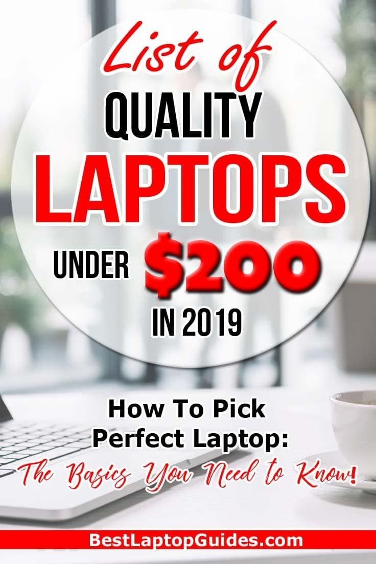 How To Quickly Find Best Laptops Under $200 in 2019 | Mrs