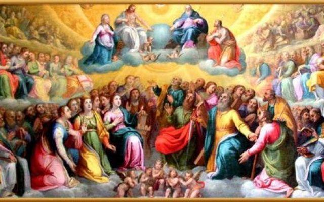 Religione - Festa 1 Novembre-Ognissanti,storia (egiziana)