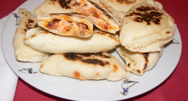 Pupusas (töltsd meg magad ) | APRÓSÉF.HU - receptek képekkel