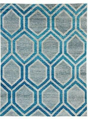 Modern Home Decor Hand Woven Rug 5' x 7' M…