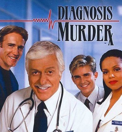 Diagnosis Murder - just wouldn't happen in the NHS