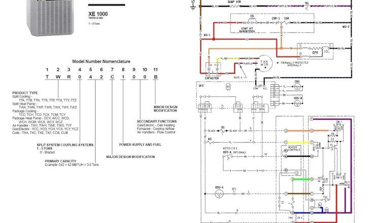 trane thermostat wiring diagram luxury wiring diagram for trane with regard to trane wiring