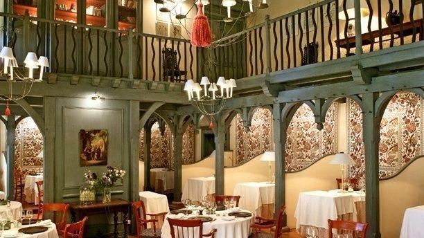 Restaurant Le Vieux Logis