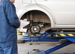 Ways to save on auto repair -- good tips about the 30,000-mile service!