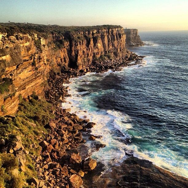 North Head, Sydney.. #Australia   by cooperaus (instagram)