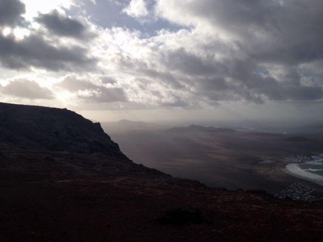 Aussicht De la Nieves