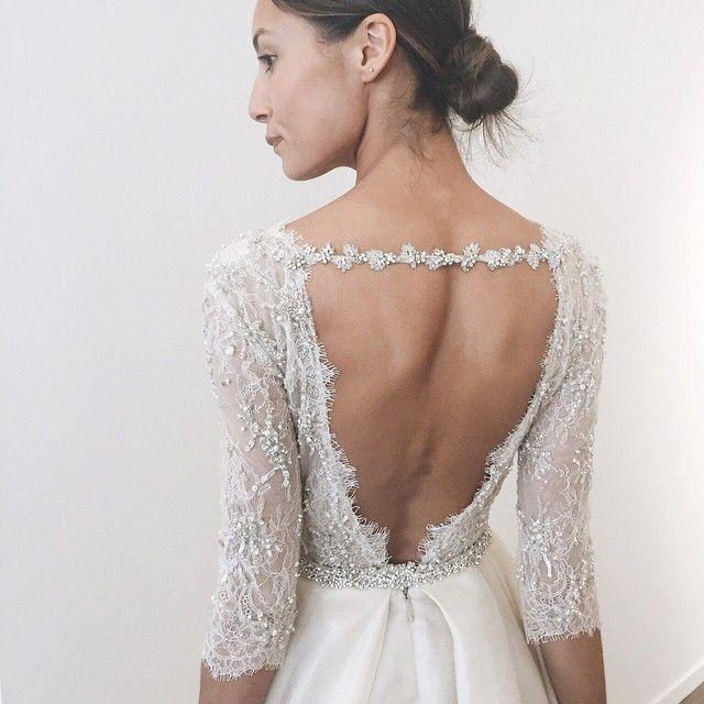 Trending New York Bridal Fashion Week Show new collection wedding dress designer bridal gown catwalk runway