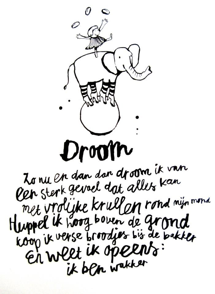 #illustration || droom; dream; sogno | Sukha Amsterdam