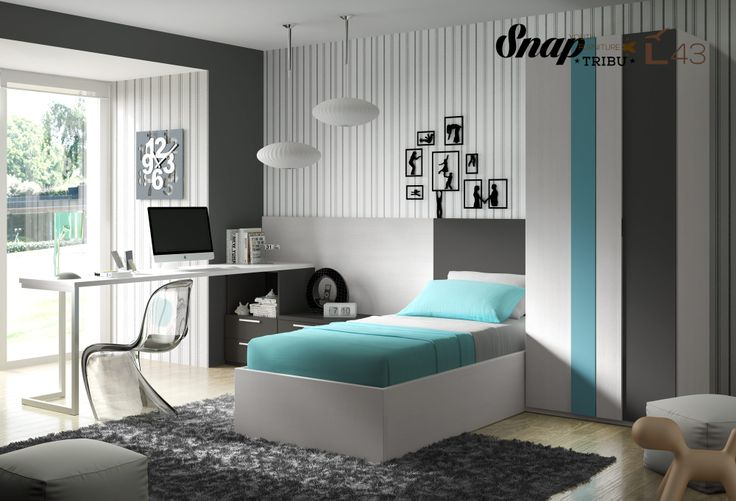 57 best images about tribu snap mueble juvenil on for Hermida muebles