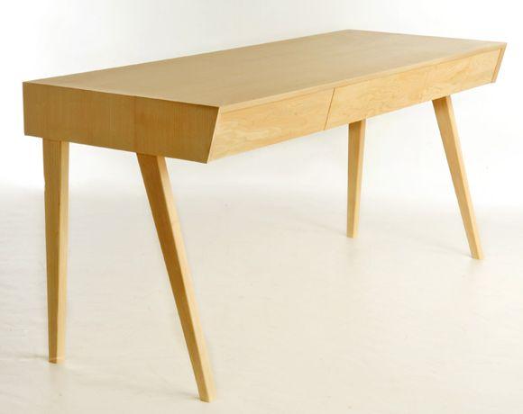 Beacon Desk - Contemporary Handmade Wooden Desk