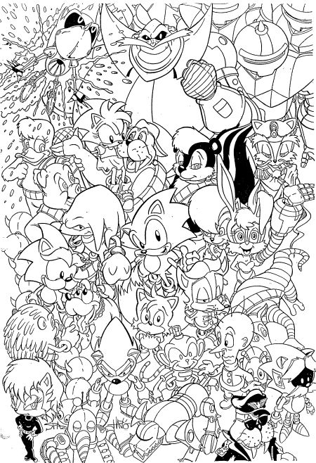 Gallery free coloring coloring-sonic-the-hedgehog.