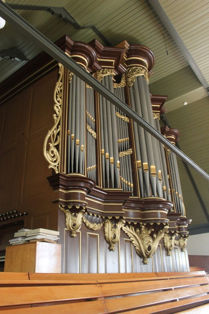 Orgel Schildwolde, Gkv