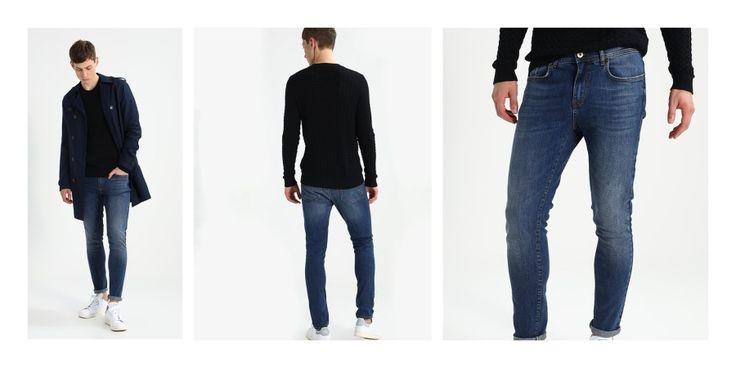 Pier One: Jeans Slim Fit - eine simple, schmal geschnittene Jeans, die zu T-Shirt und Pullover genauso gut passt wie zum farbigen Hemd. Versprochen!