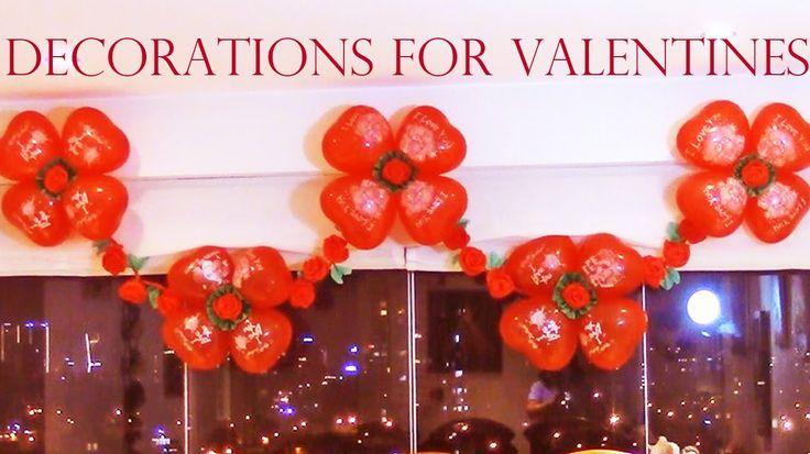 1000 images about san valentin on pinterest - Decoraciones para san valentin ...