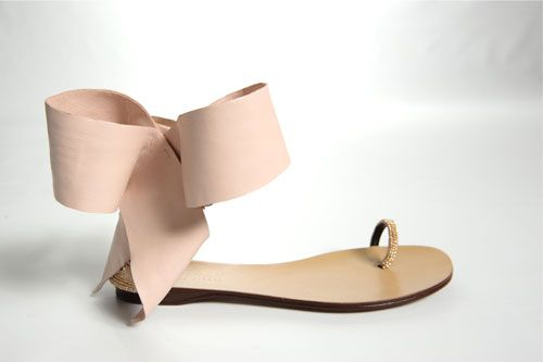 bow Sandal now available | Aminah Abdul Jillil