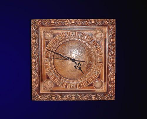 Orologio Da Parete Rustico Globo vintage Сlassic Art casa Wood Wall Clock in Casa, arredamento e bricolage, Orologi e sveglie, Da parete | eBay
