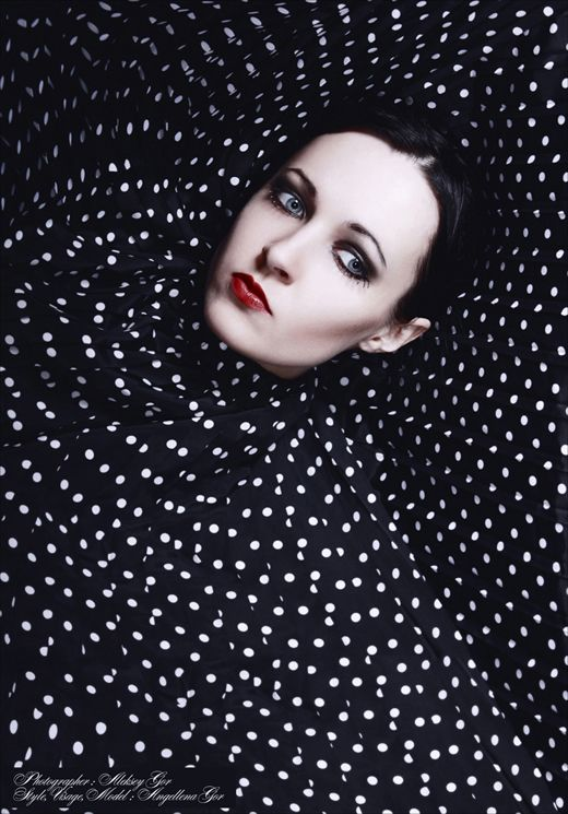 Photo Matrix Photographer Angellena Polka Dot