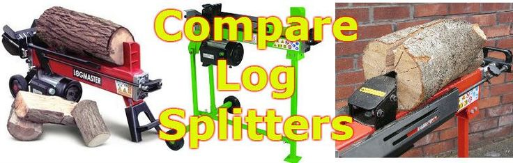 Log Splitter Reviews –  Top Log Splitters Compared