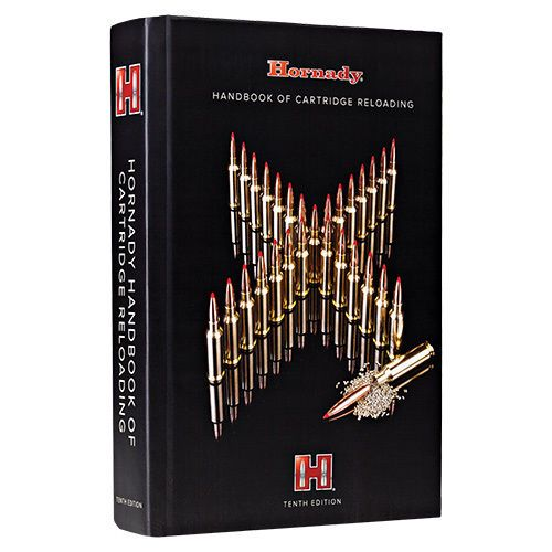 Hornady Reloading Manual 1,000 Pages, Hard Cover