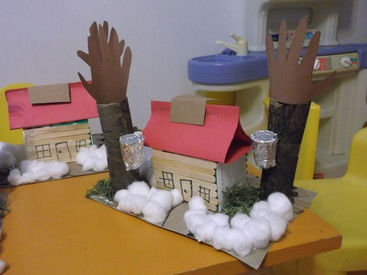 cabane a sucre