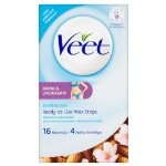 Veet Ready to Use Bikini & Underarm Wax Strips.