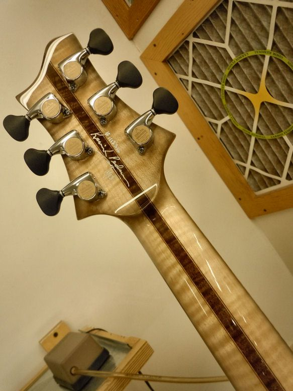 Benefits to Muli-Piece Wood Necks? - Page 2 - The Acoustic Guitar Forum