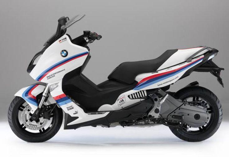 Motos del mundo: BMW C600 Sport DTM Edition | Masmoto.net Novedades