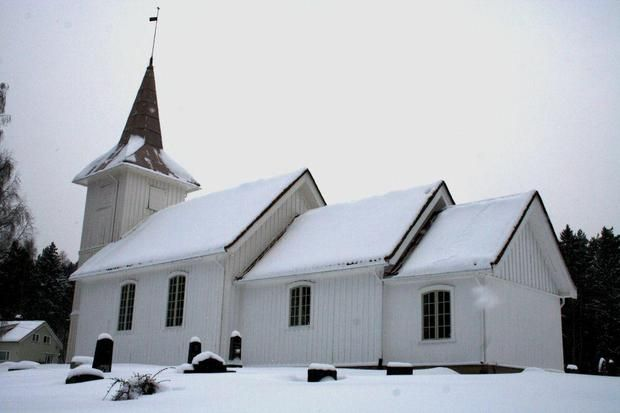 Helgen kirke - Kirker i Norge | Kirkesøk