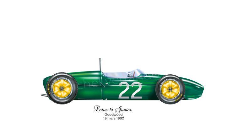 Lotus 18 Junior - 1960