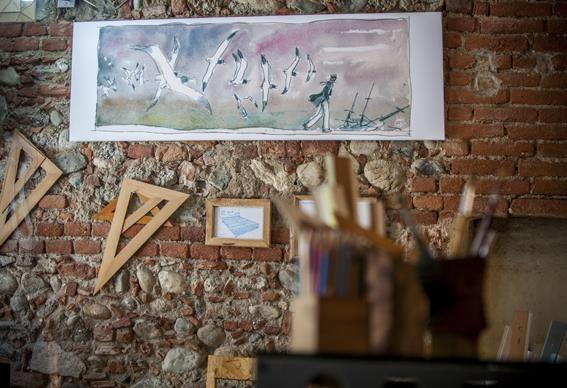 Corto Maltese's collection