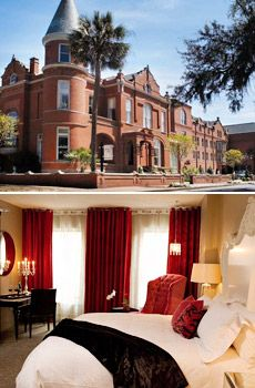 129 Stay At A World S Best Hotel In Savannah