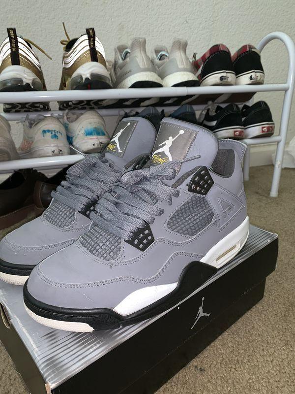 2004 Jordan cool grey 4s for Sale in
