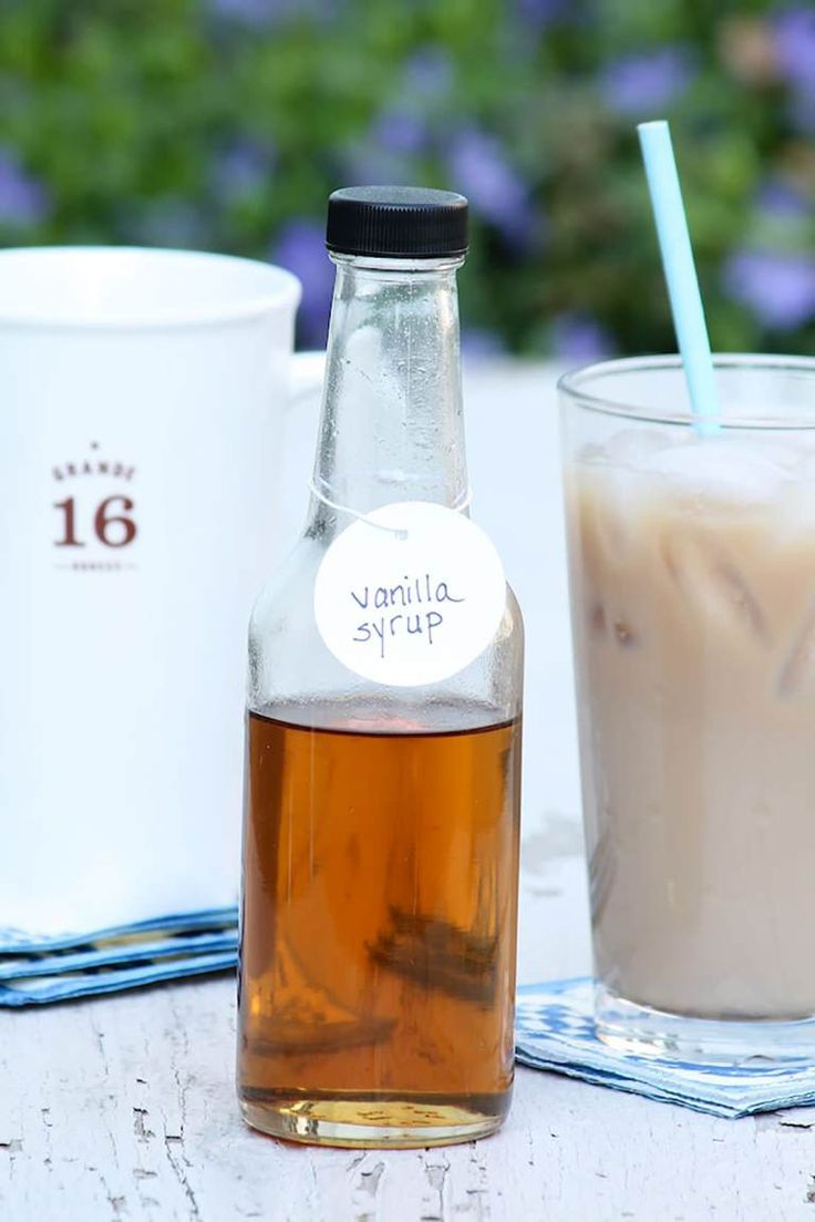 34+ Vanilla iced coffee recipe without syrup trends
