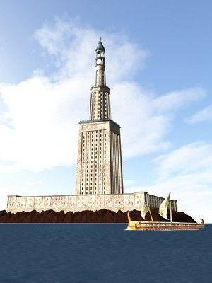 Egito vai reconstruir o Farol de Alexandria, uma das sete maravilhas do mundo antigo