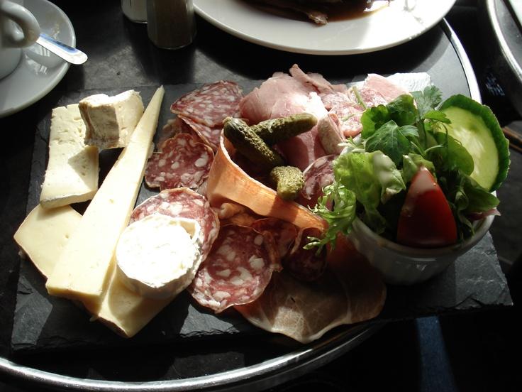 Cheese Plate in Paris (2010)