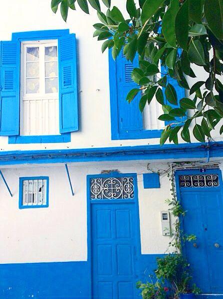 Kasbah, Tanger, Morocco