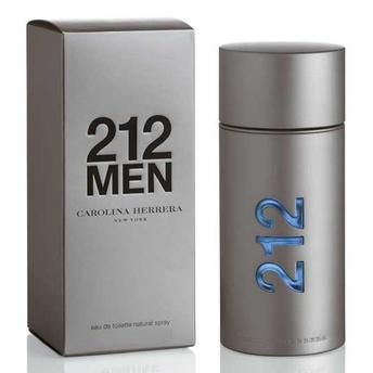 Perfume 212 Men Carolina Herrera Eau de Toilette Masculino 200ml