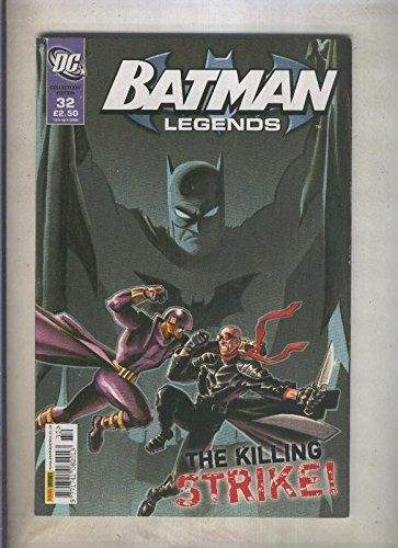 Batman Legends volumen 1 numero 32 by Varios…
