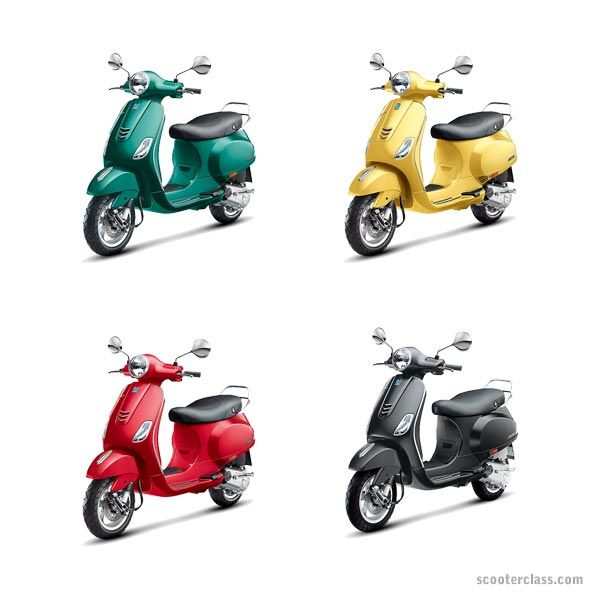 Vespa Vxl 150 Price Colours Images Models Mileage With Images