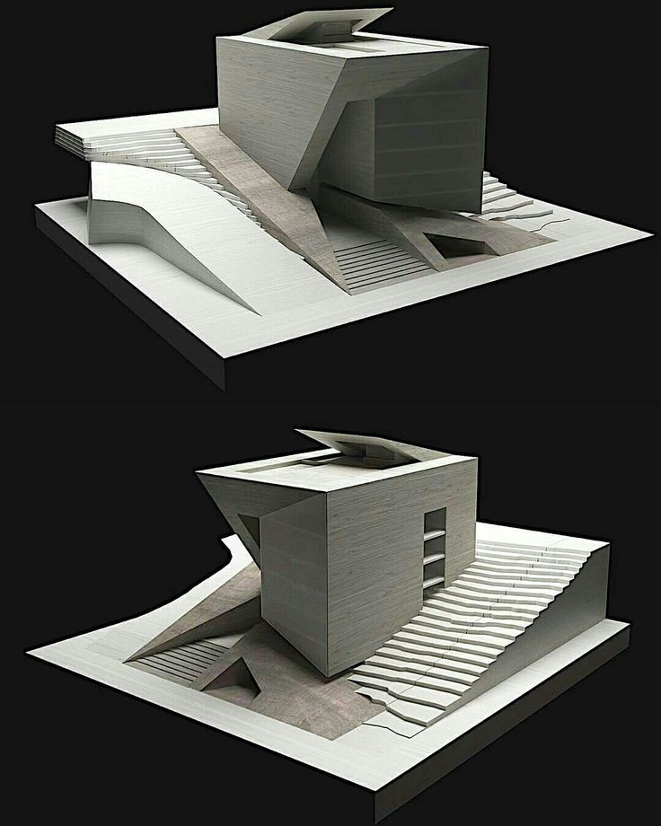 Architecture Structure Model The Image