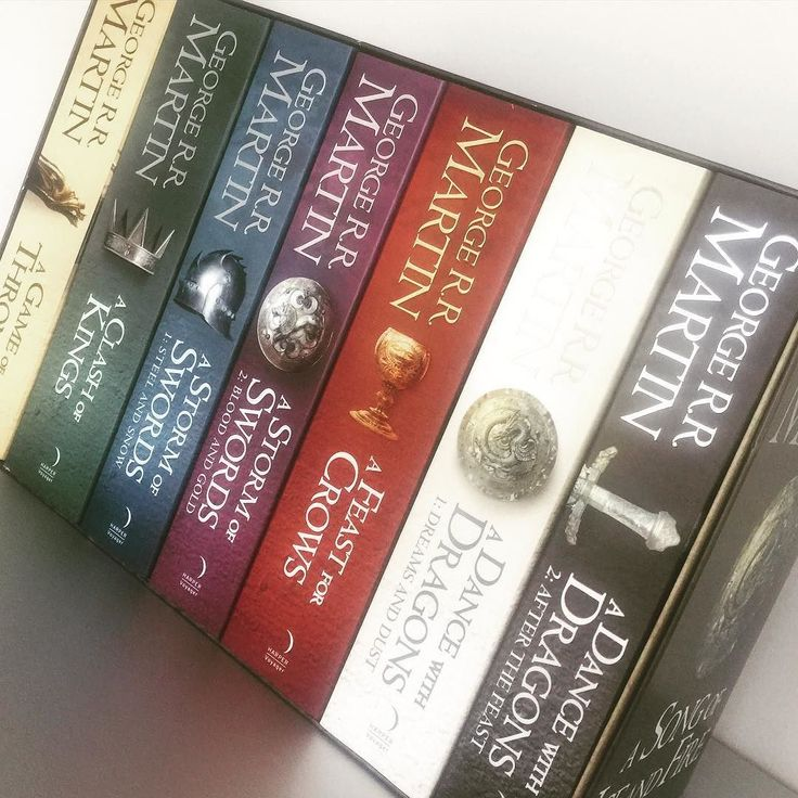 #Christmas present. Time to dive deeper into #GameOfThrones #mythology then just the tv-series.