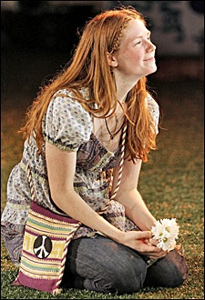 Crissy [Hair, played by Allison Case - 2009 Broadway Revival Cast]